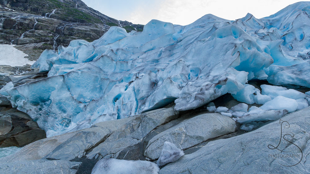Photostory: Norway's Nigardsbreen Glacier